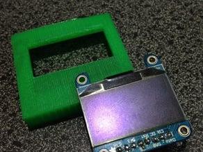 Adafruit OLED SSD1306 Display