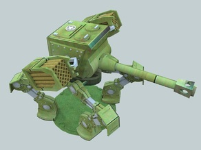 "Mech Havy Support  ""Mati"" U.S. Force Dust Game"