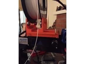 Remixed Adjustable Spool Holder - ALunar (Prusa Clone)