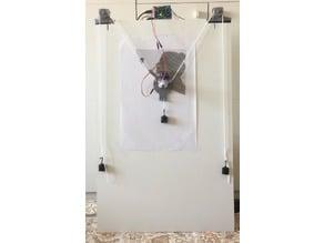 Polargraph Drawing Machine