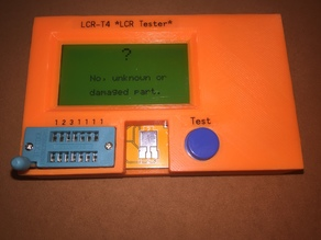 LCR-T4 Tester