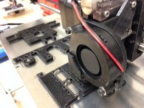 E3D Titan layer fan holder