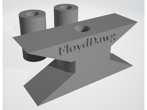 Wanhao D6 Fixed Bed Mount Kit