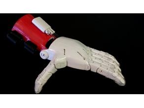 Unlimbited Phoenix Hand Left 120%