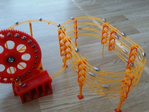 Marblevator Wheel