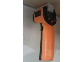 IR Thermometer holder