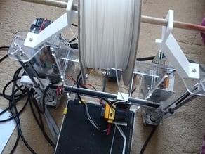 Sintron Prusa i3 Filament Holder