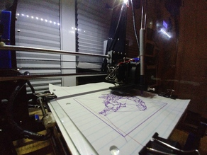 3D printer plotter images and ideas