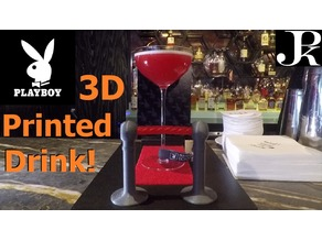 Playboy Drink Stand