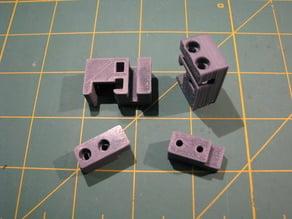 Robo3d Enclosure Hangers with Handles