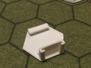 Battletech Hex Base
