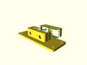 3020T router parts