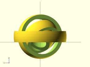 Customizable Gyro Rings