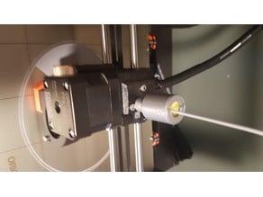 Prusa MK3 filament filter
