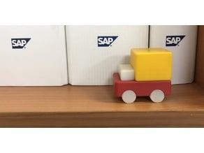 SAP STMS Car Souvenir