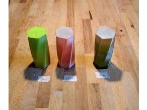 gliding vases