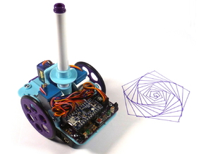 Open Source Turtle Robot