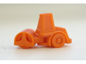 Surprise Egg #7 - Tiny Road Roller
