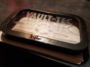 Fallout Vault Tec Logo Frame