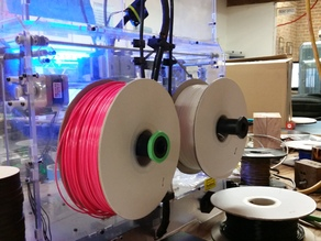 Wanhao Duplicator 4 / MakerBot Duplicator (And Others) Spool Holder Spare Nut