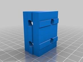 AM8 2040 corner bracket vertical REMIX