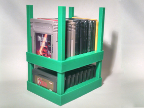 Customizable Gameboy Cartridge Holder