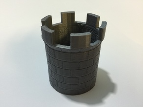 Castle Container