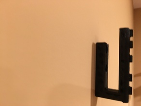 Wall Brackets to mount sword on wall