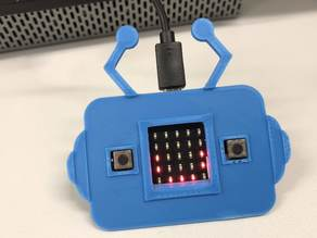 Microbit Robot Head
