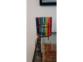 Lampe crayon - Pencil Lamp