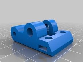 Prusa Mk3 extruder idler for 625zz bearing