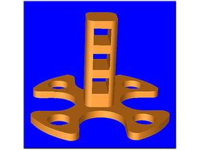 Binder Clip Vise PCB Holder.