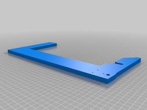 Printable Prusa i3 MK2 Frame