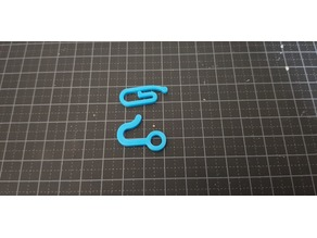 Curtain clip and hook