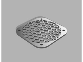2.5 inch Speaker Grill for Peerless PLS-P830985