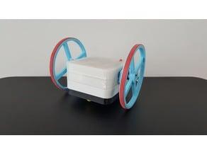 Bluetooth Wee-Bot: Arduino Robot