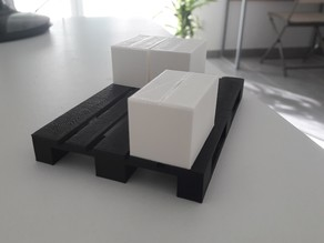 Carton Model for decoration purpose