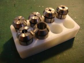 Spannzangen/collet/pince holder