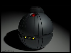 Oubliette's Thermal Detonator