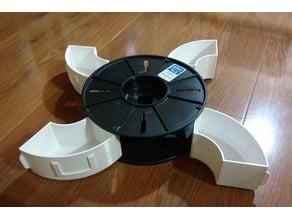 Cajonera circular - Spool Storage Boxes - Grilon3 (1Kg)