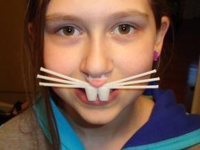 Rabbit Nose (clip-on)