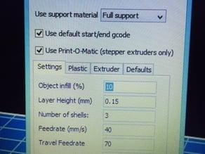 Enocean Temperature sensor case/housing STM-330C FIN.