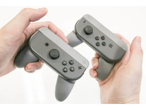 Nintendo Switch Single Joy-Con Grip  + And -