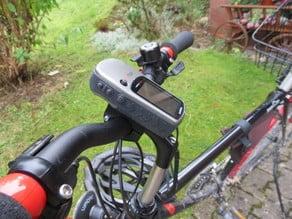Bike handlebar mount for Garmin eTrex C/Cx/HCx