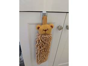 Norwex Kids hand towel hook