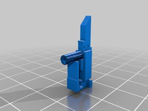 Lego Fallout Shelter laser gun