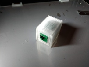 Surface Mount RJ45 Keystone Enclosure