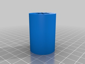 Linear Bearing 14.2mm, height 21mm, outer diameter 28mm