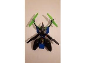 Dromida ominus/Rayvore quadcopter wall mount
