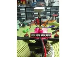 Realacc X210 Led/FPV antenna holder